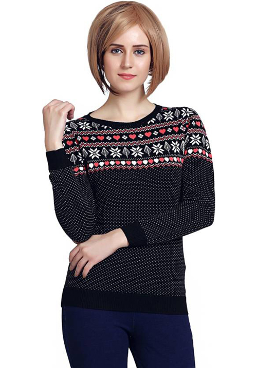 Moda Winter Sweatshirt 1362