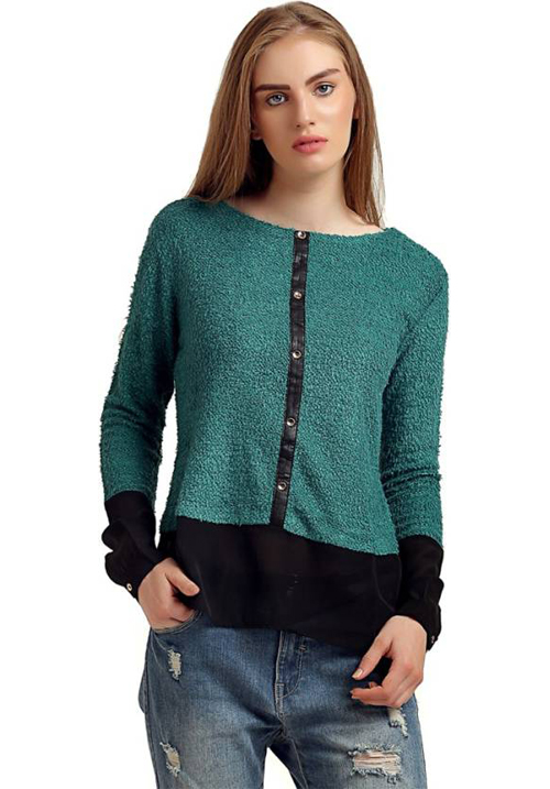 Moda Winter Sweatshirt 1552