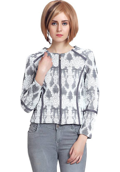Moda Zipper Jackets 1702