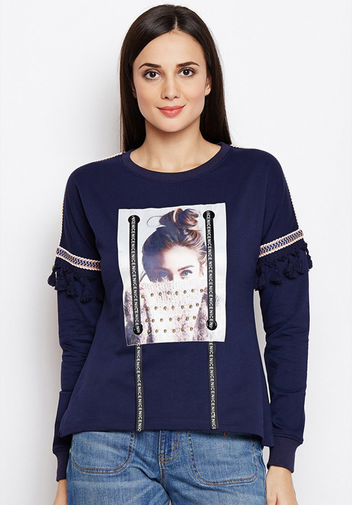 Moda Winter Sweatshirt 4250