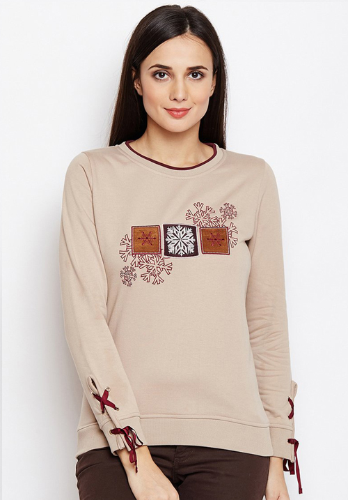 Moda Winter Sweatshirt 4255