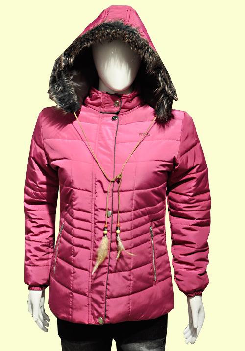 Okane Dark Pink Jacket 6744