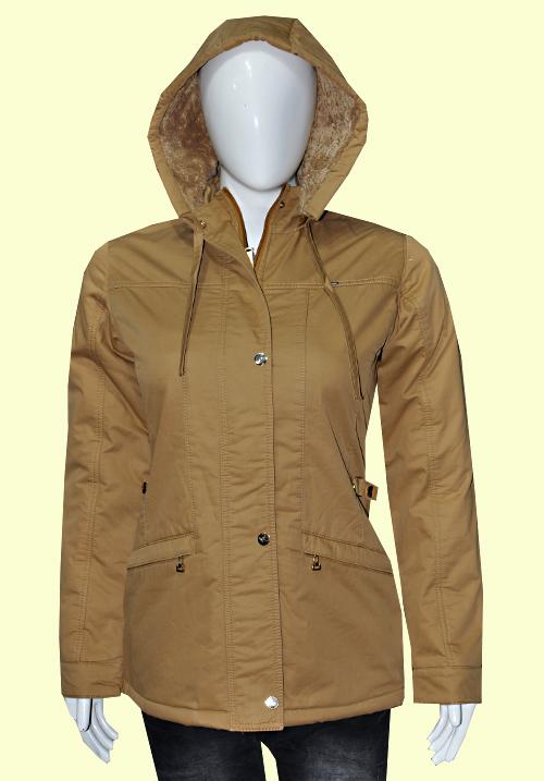 Okane Fawn or Tan Jacket 6747