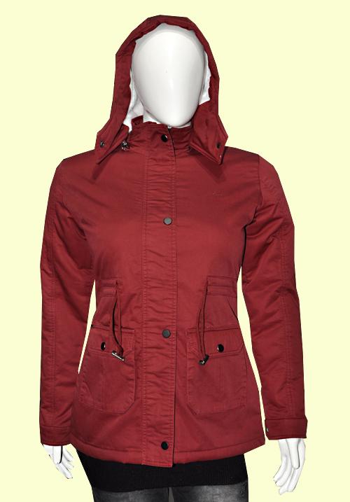 Okane Maroon Jacket 6750