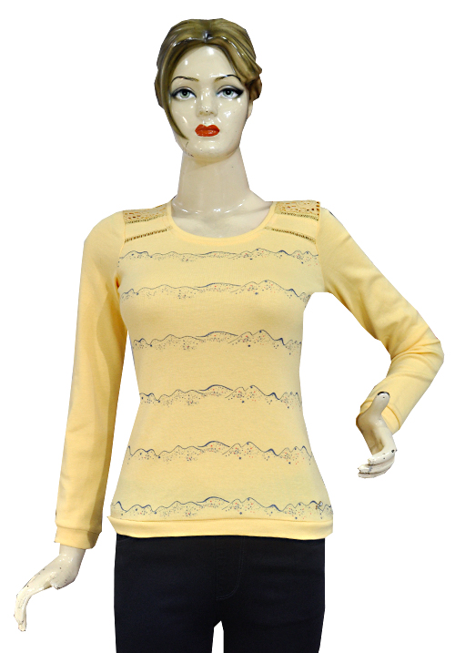 Juelle Casual Pre-Winter Top 87001
