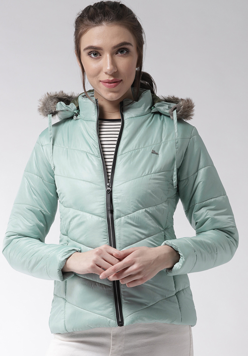 Okane Sea Green Jacket 6701