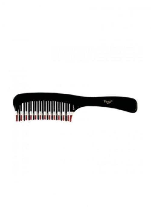 Vega DE-Tangling Comb 2 Row