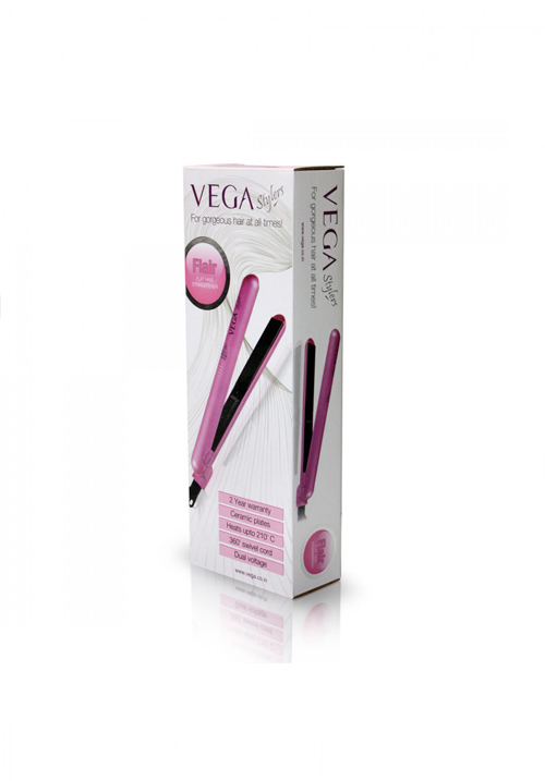 Vega Flair Flat Hair Straightener VHSH-01