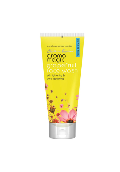 Aroma Grapefruit Face Wash