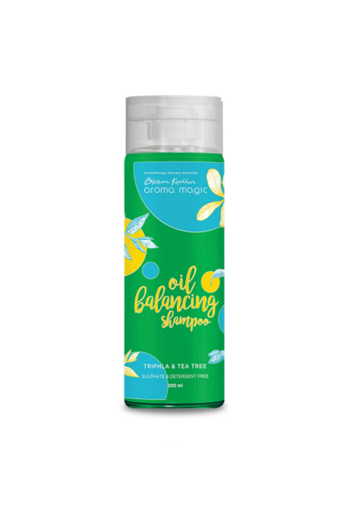 Aroma Oil Balancing Shampoo