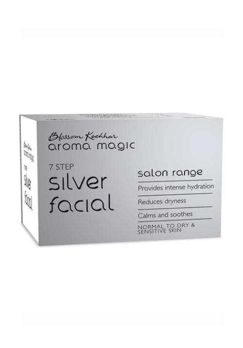 Aroma Silver Facial Kit