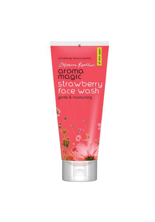 Aroma Strawberry Face Wash