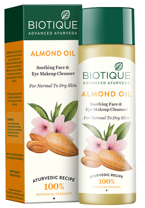 Bio Almond Oil Face-Eye Cleanser