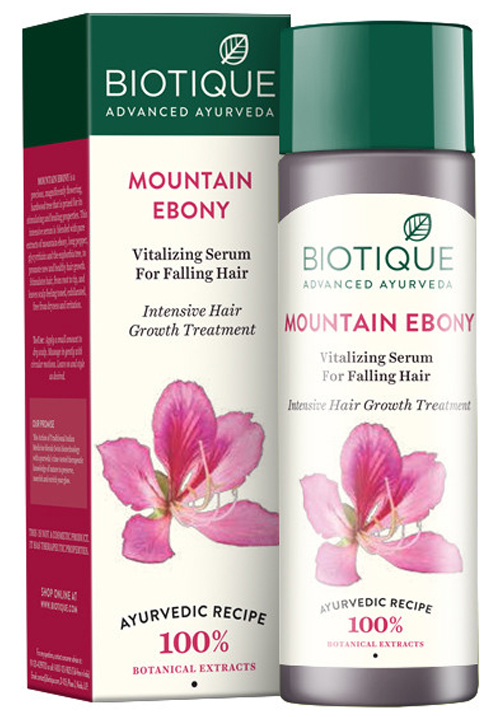 Bio Mountain Ebony Hair Serum
