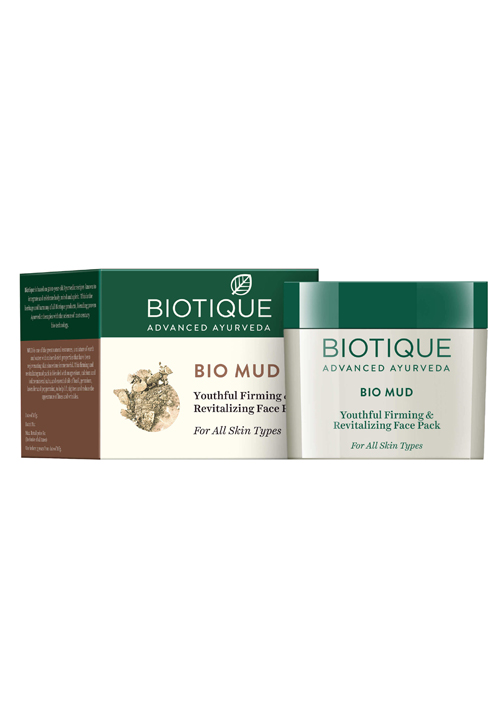 Bio Mud Face Pack
