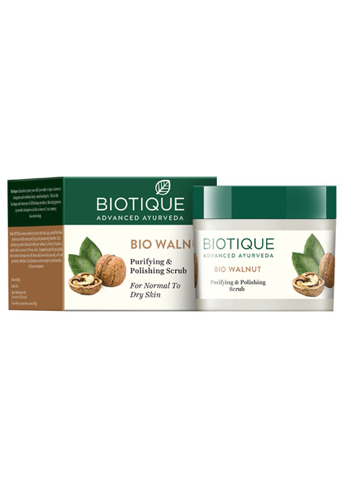 Bio Walnut Scrub