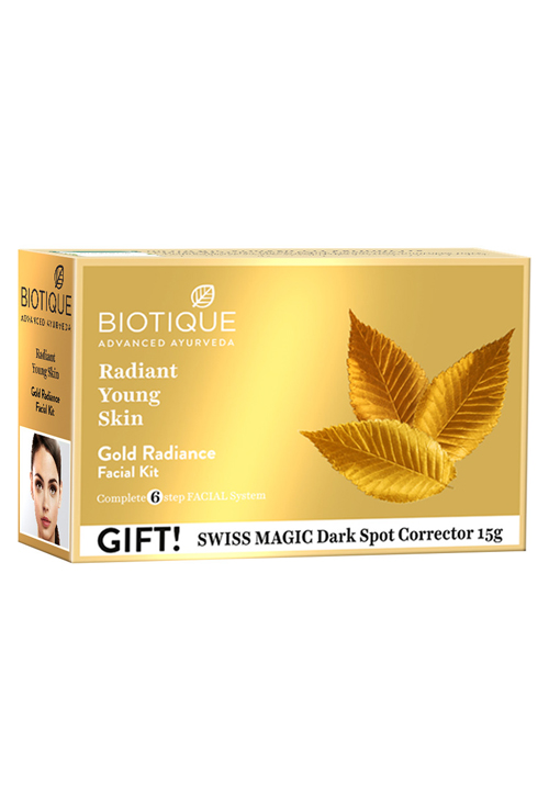 Bio Gold Radiance Facial Kit