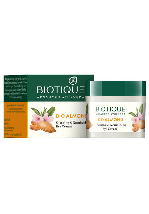 Bio Almond Nourishing Eye Cream