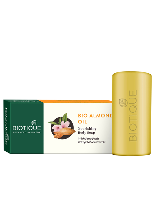 Bio Almond Nourishing Body Soap