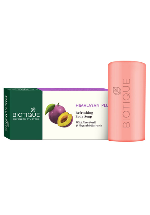 Bio Himalyan Plum Body Soap