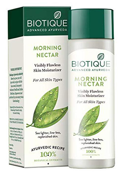 Bio flawless skin moisturizer