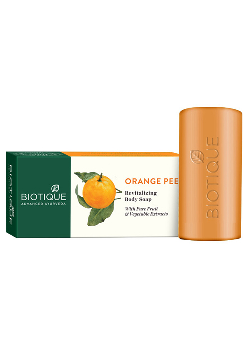 Bio Orange Peel Cleanser Body Soap