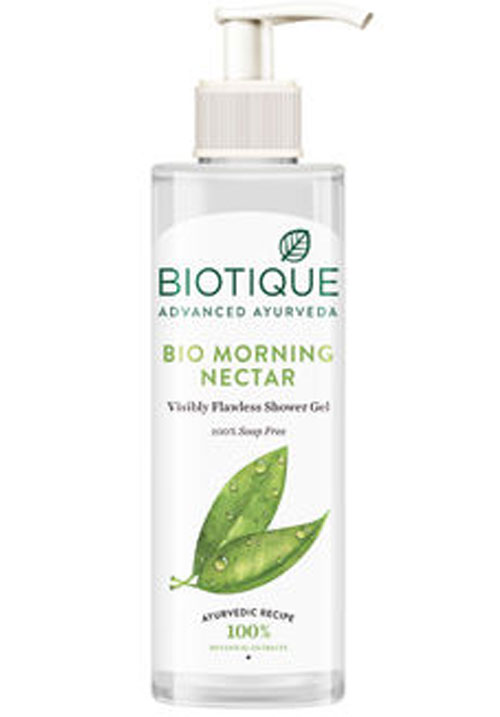bio necter shower gel