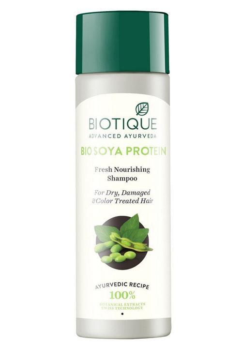 Bio soya protein fresh shampoo