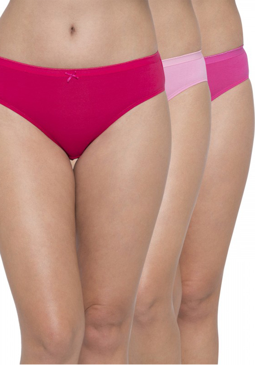 Candyskin Anti-Bacterial 3 Panty Pack