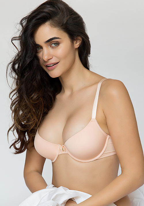 Candyskin Push Up Plain Bra CS01