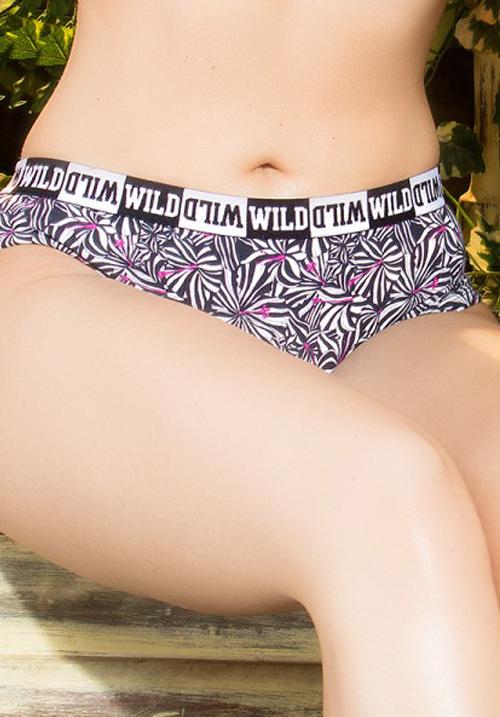 Candyskin Zebra Panties P02