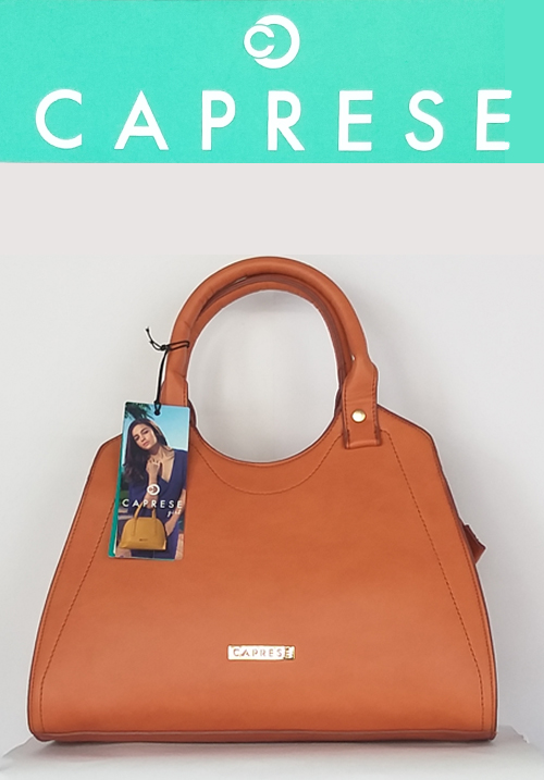 lian handbag -2 medium peach