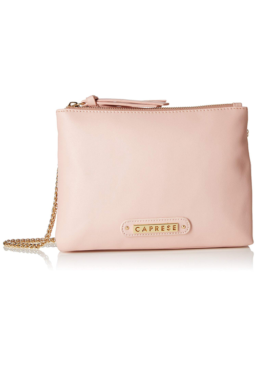Caprese Candy Women Sling Bag Pink