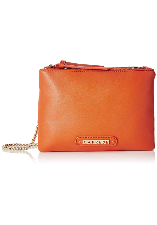 Caprese Candy Sling Bag Rust