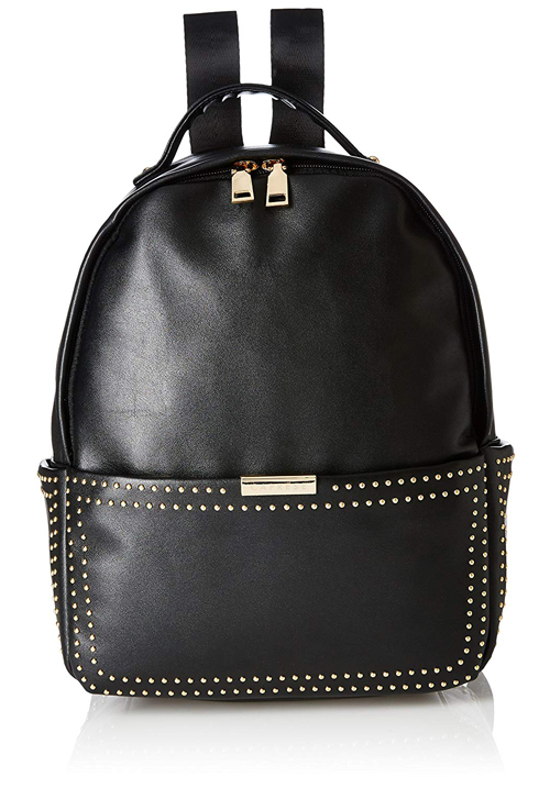 Caprese Daisy Shoulder Bag Black