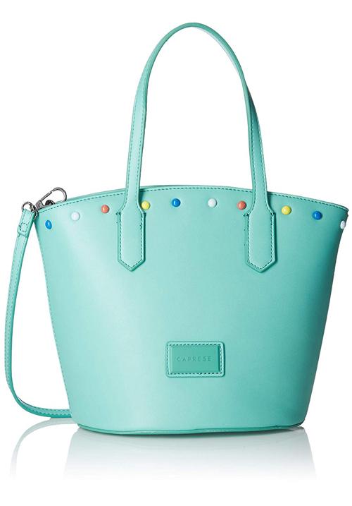 Caprese Gems Sling Bag Blue