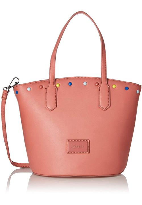 Caprese Gems Sling Bag Coral