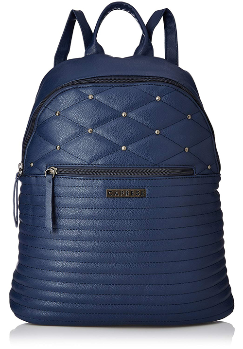 Caprese Pepa Shoulder Bag Navy