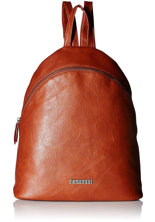 Caprese Women Handbag Saddle