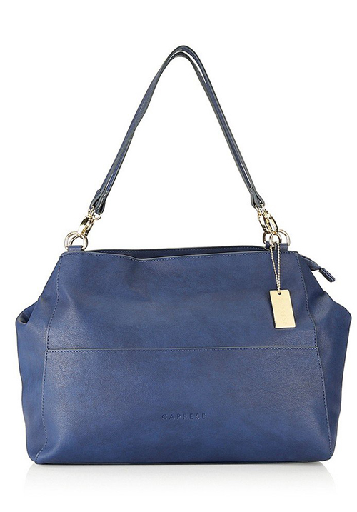 Caprese Satchel Bright Blue