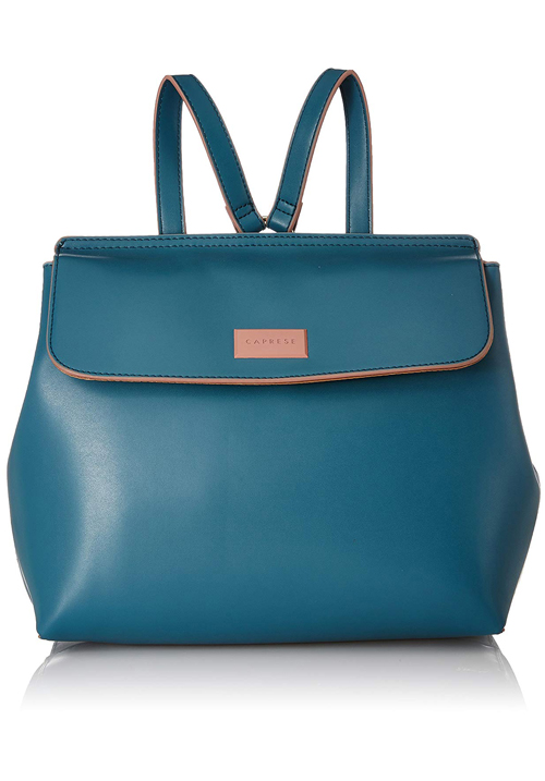 Caprese Trinity Shoulder Bag Blue