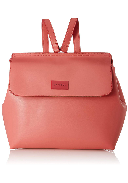 Caprese Trinity Shoulder Bag Blush