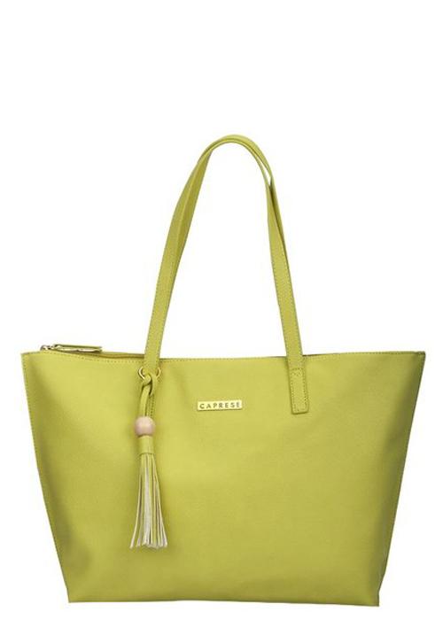 Caprese Woman Handbeg Lime