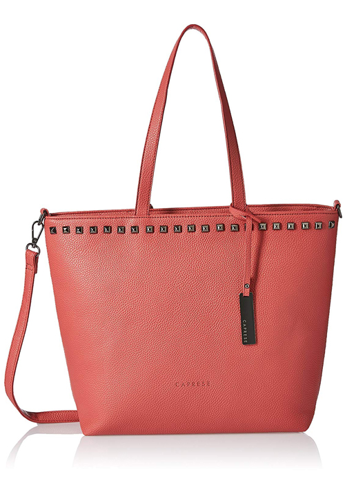 Caprese Tote Bag Blush
