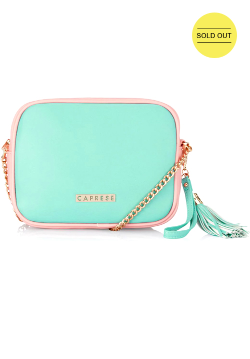 Caprese Shally Medium Pink-Blue