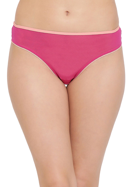 Clovia Lace Low Waist Bikini Panty