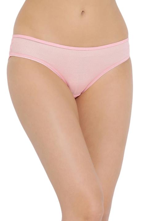 Clovia Powernet Low Waist Bikini Panty