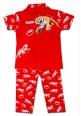 CucuFun Red Night Suit