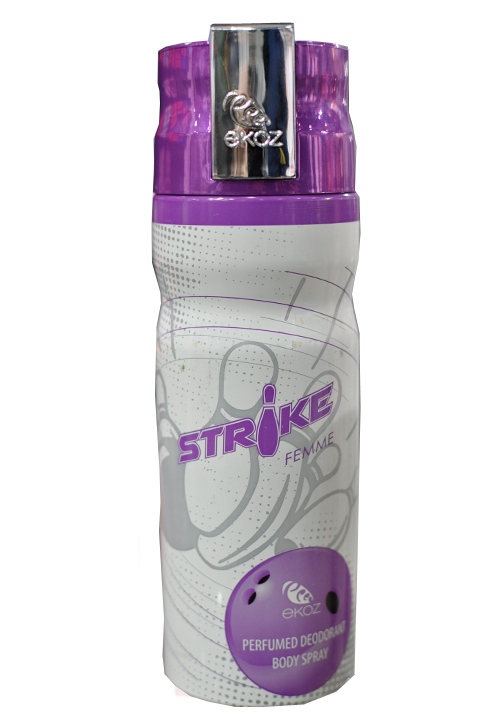 Ekoz Strike Femme Deo Spray 200ml