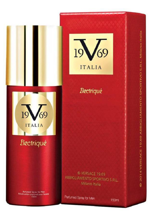 Versace Electrique Perfume
